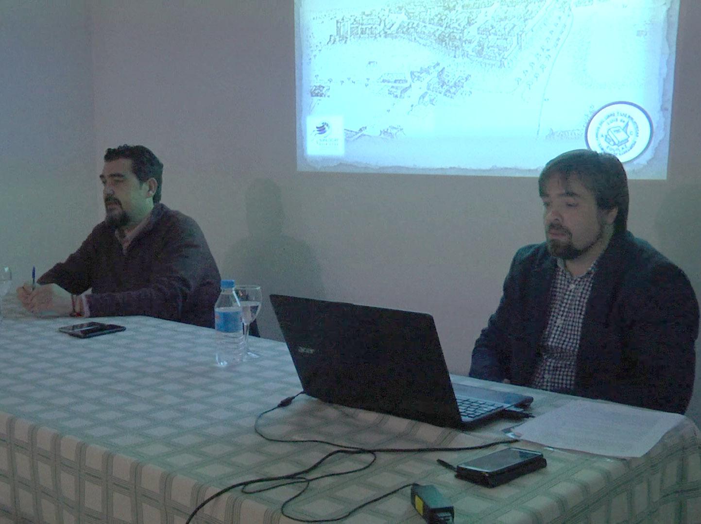 Hermoso Rivero y Manuel Parodi