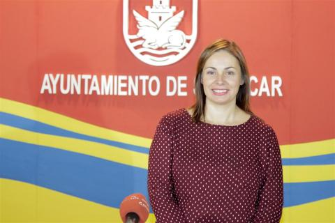 Inmaculada Muñoz, delegada de Economía y Hacienda. (foto: Mariqui Romero)