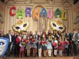 Ninfas del pasado carnaval 2016