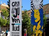 Casa de la Juventud de Ayuntamiento de Sanlúcar. Foto: Mariqui Romero