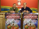 La pastelería Horno Santa María elaborará el roscón de reyes gigante y solidario (foto: Mariqui Romero)